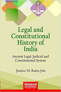 Legal & Constitutional History of India